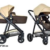 Универсальная коляска-трансформер 2 в 1 Carrello Fortuna CRL-9001