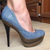 Туфли на каблуке 38 размер Jessica Simpson (Джессика Симпсон)