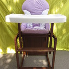 стульчик для кормления  с пластиковой столешницей (БУК)