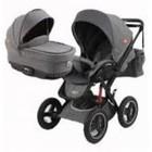 Детская универсальная коляска 2 в 1 Geoby c959 цвет:r382 серый.
