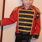 Прокат карнавальный костюм гусара (р.104-110), 110-116,116-122