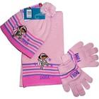 Набор шапка, шарф и перчатки для девочки Даша следопыт Дора, бренд