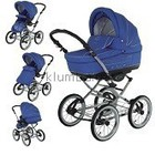 Классическая коляска Adamex Royal Lux Коляска Adamex Royal Lux 2 в 1