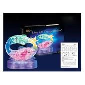 3Д Пазлы Crystal Puzzle: Рыбы (зодиак) (9042A)