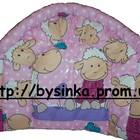 Детская постель в кроватку- Бортики и Сменная  из 3 ед.