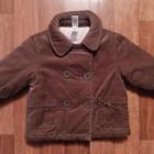 Демисезонная куртка или утеплённый пиджак для девочки рост 74см