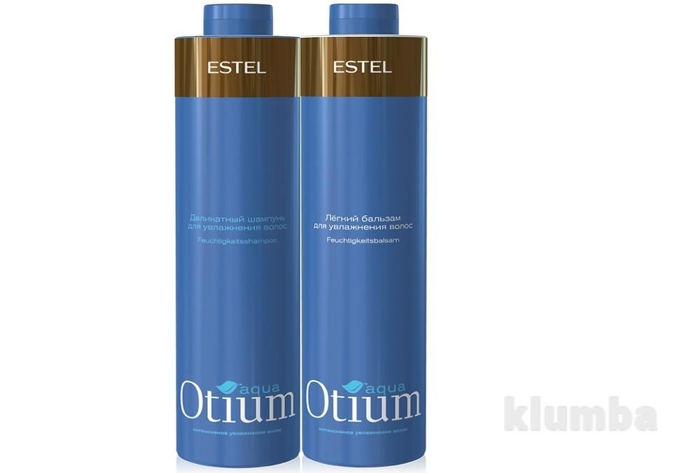 Безсульфатный шампунь эстель отиум