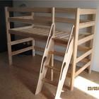 Кровать-чердак дерево ольха