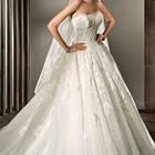 Роскошное свадебное платье Demetios(Италия)