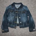 Джинсова куртка ZARA на 3-4рочки