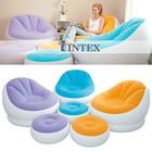 Надувное кресло Intex Cafe Chaise Chair  68572