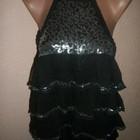шикарное платье-туника евро 14 размер gina