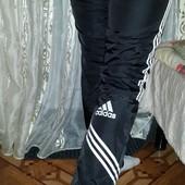 Новые Спортивные штаны молодежные аdidas сlimalite.размеры 44-50
