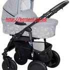 Детская универсальная коляска 2в 1 или 3 в 1 labona jaguar лен