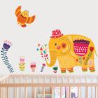 Виниловые интерьерные наклейки на стены детской, кухни, на холодильник