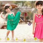 В наличии летние платья сарафаны  для девочек-цену снизила!