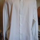 рубашка мужская белая TM Levin Luxury 100%котон Размер 34 1/2