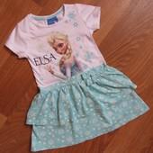 Платье Young Dimension на 5-6 лет