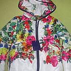 Куртка демисезонная  и куртка-жилетка для девочки от 2-9лет.