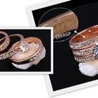 кольцо позолота 18к