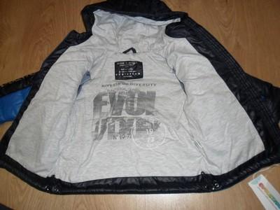 Курточка для мальчика полосочки тм evolution (goldy) фото №9