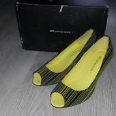 """Новые брендовые кожаные туфли """"United Nude"""" р.38,41(Великобритания)"""