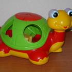 Детская развивающая игрушка Kiddieland Сортер Черепашка