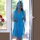 Антимоскитная сетка штора на дверь на магнитах разные размеры и цвета