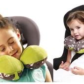Детская подушка под шею в автокресло под заказ