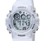 Детские/подростковые наручные часы фирмы Ohsen в четырёх цветах