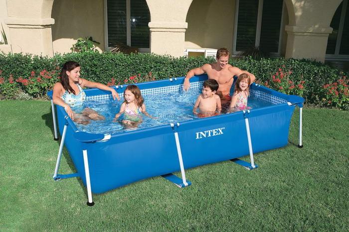 Каркасный бассейн в Intex 28270 (58983) фото №1
