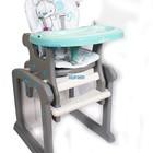 Baby Design Candy:стульчик-трансформер для кормления новинка2в1