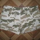 Тоненькие шорты милитари от DenimCo девочке на 12-13 лет или XXS