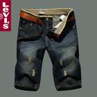 Шорты мужские джинсовые Levis! В наличии!