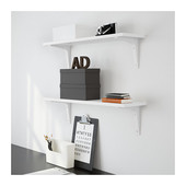 Полка Экби Остен, 79х19 см. Икеа (Ikea)