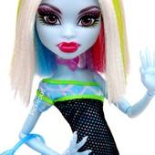 кукла монстер хай Abbey Bominable Эбби боминеибл роллер мейз Skultimate Roller Maze