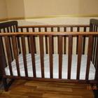 Детская кроватка Верес Соня ЛД-12 без ящика с маятником
