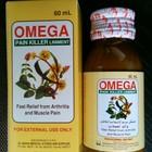 Omega. Pain killer liniment.Скорая помощь при артритах, невралгиях, радикулите!