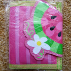 Стильный кошелек арбузик для модницы от Stephen Joseph из США аксессуары для детей