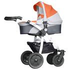 Универсальная коляска 2 в 1 KINDER RICH Matrix 2014  + сумка