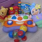 Музыкальные развивающие игрушки для малышей, Vtech