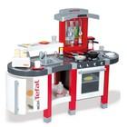 SMOBY Детская интерактивная кухня Tefal Super Chef + подача воды 24213