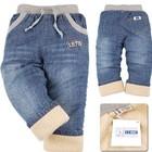 Утепленные джинсы для мальчиков и девочек от 2 до 6 лет (ПОД ЗАКАЗ)