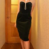 Шикарное вечернее платье-бюстье Richards, 44-46 размера