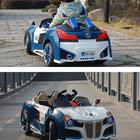 New 2014! Детский электромобиль Bambi M 2318 BMW Blue, синий