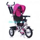Детский велосипед Azimut Trike на спице ( 3 цвета)