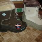 Columbia Omni-Heat ботинки 32 31 33 34 35 36 37 38 39 Дитячі та Дорослі