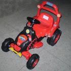 Детский электромобиль BS003-RED трактор