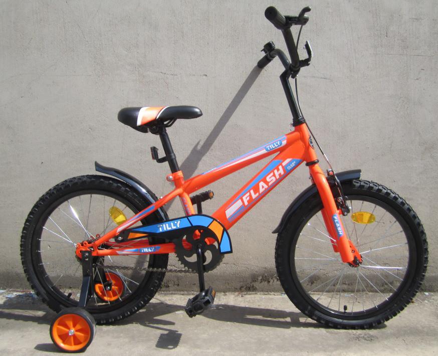Велосипед двухколесный Flash 18 фото №1