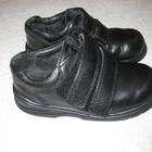 туфли кожаные демисезонные, стелька=17,5 см